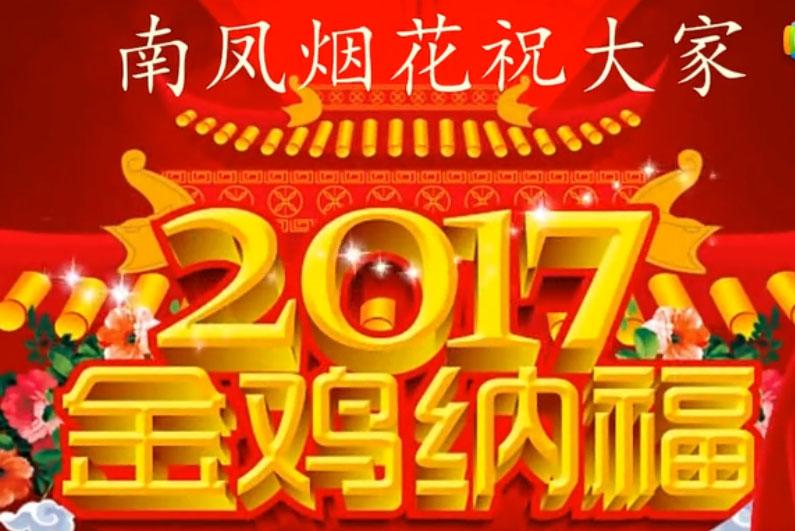 2016年南凤烟花(年会焰火视频)